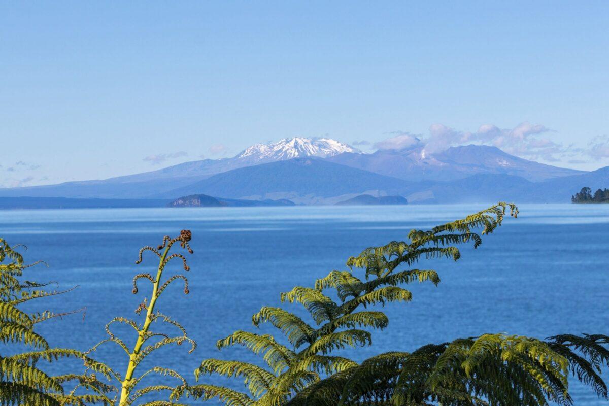 NZ Lake Taupo