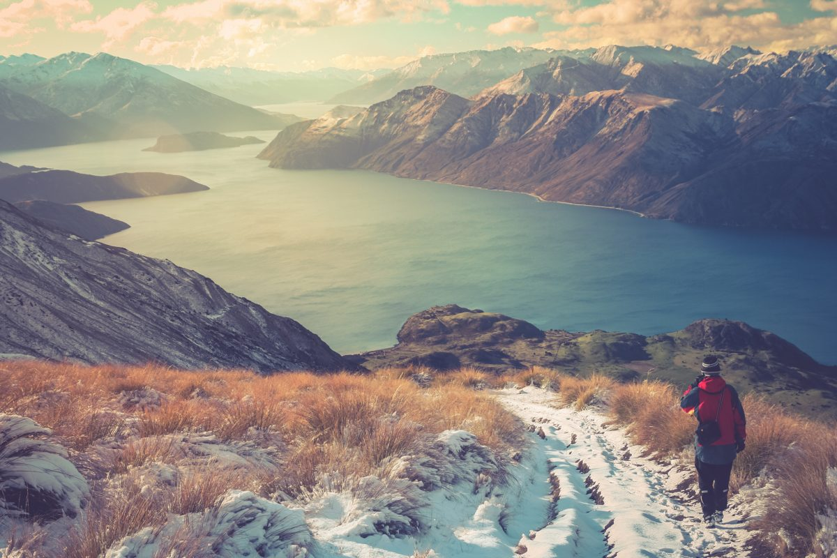 NZ Mount Roy South Island