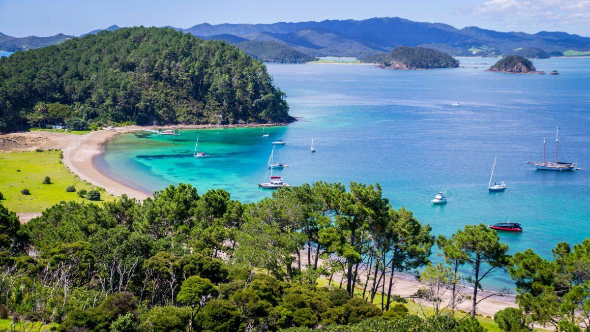 NZ Northland Bay of Islands