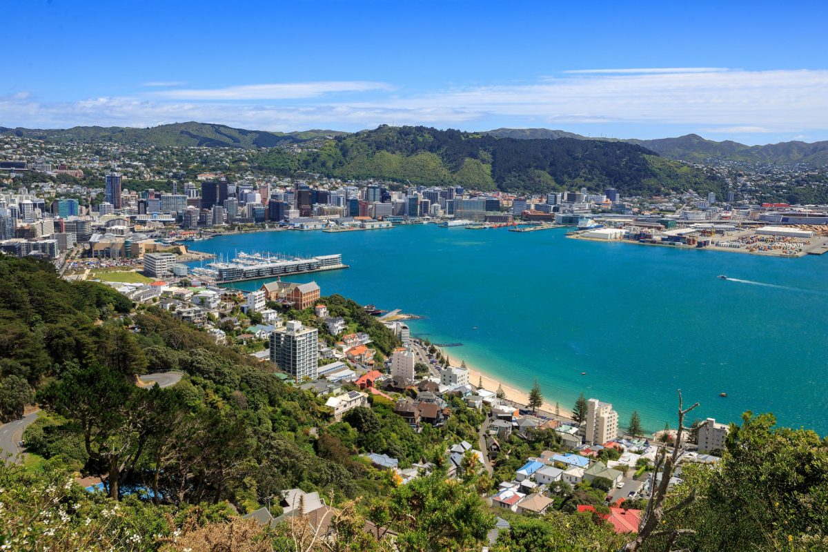NZ Wellington