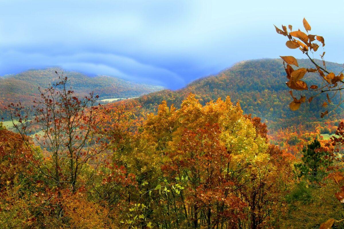 Ozark mountains Arkansas usa