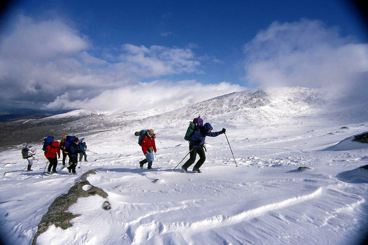 Scot Mountain Holidays 2