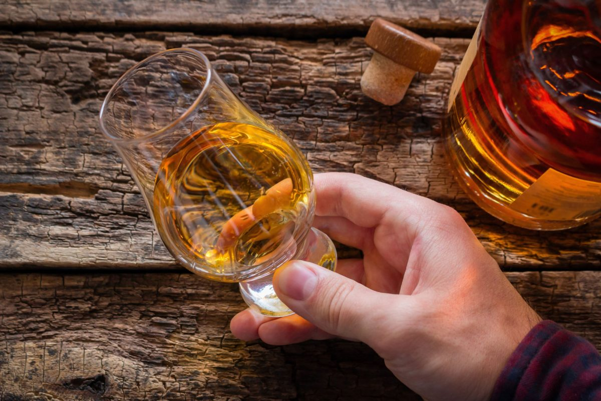 Scotland Speyside whisky