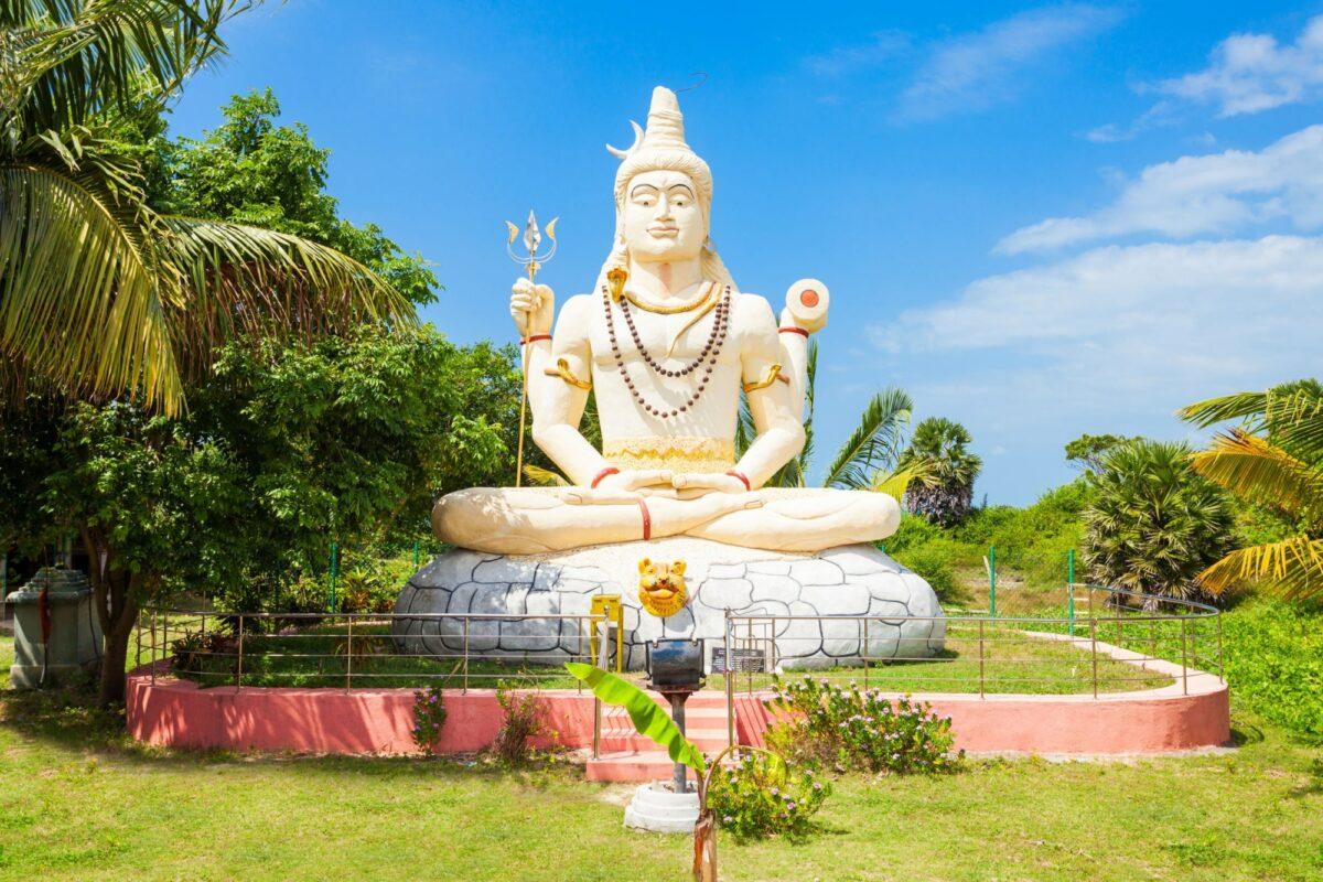Sri Lanka Jaffna Sampunaatheecharam Shiva Temple