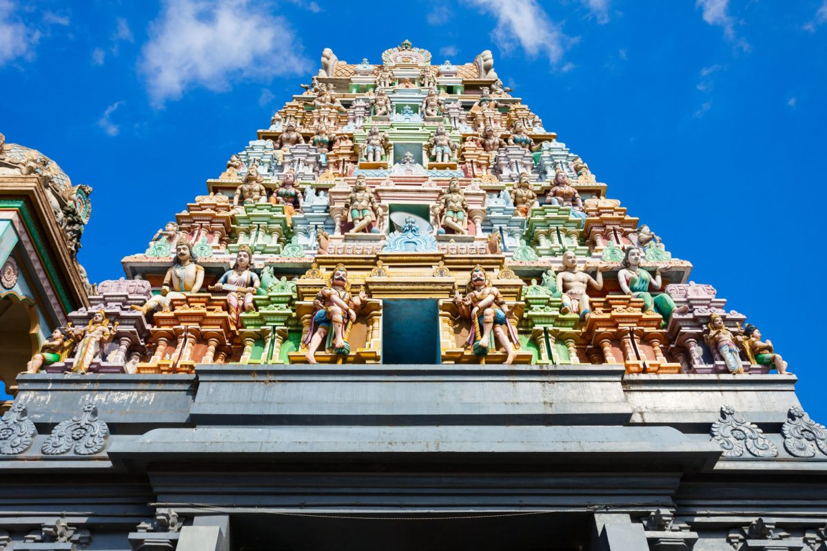 Sri Lanka Jaffna Thirukketisvaram Temple