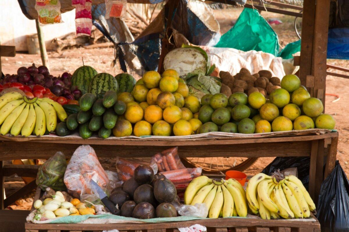 Tanzania Karatu market