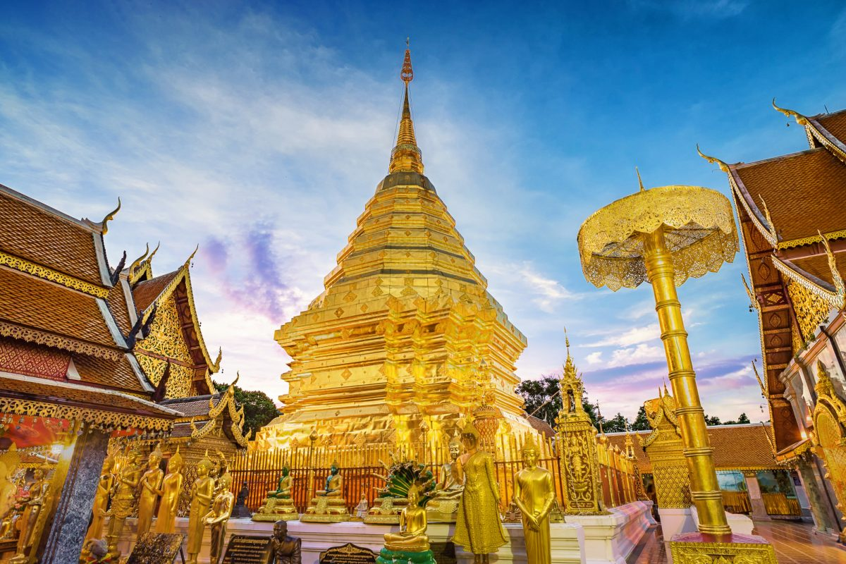 Thailand_Chang Mai_Doi Suthep