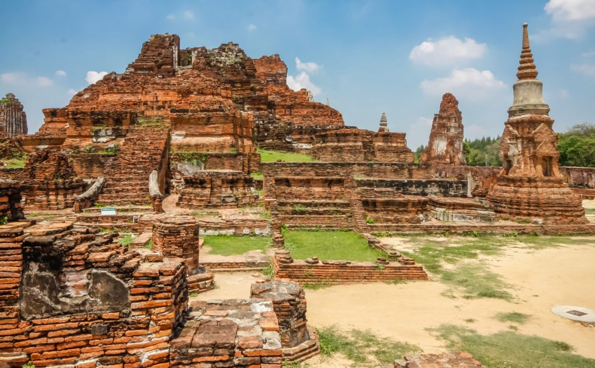 Thailand Wat Chaiwatthanaram