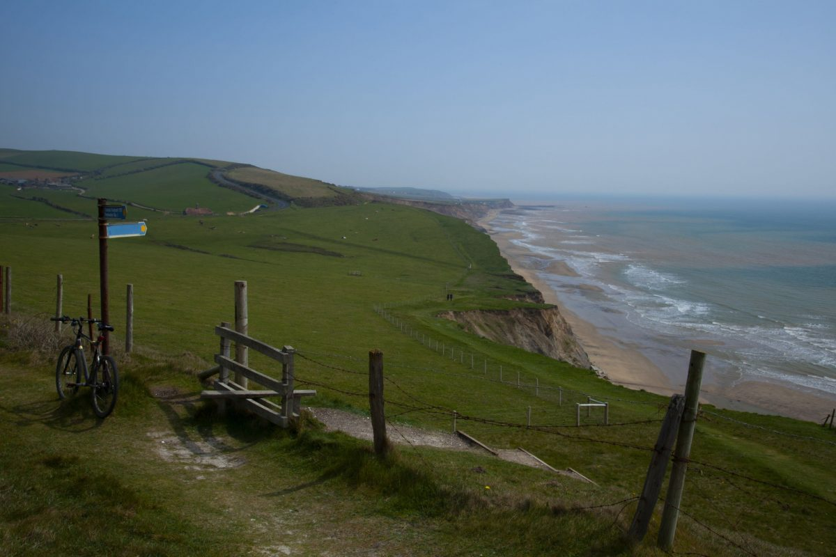 UK Isle of Wight coastpath