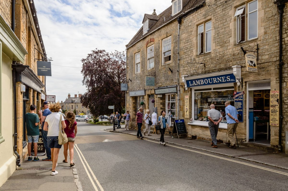UK Stow on the Wold Monarchs Way