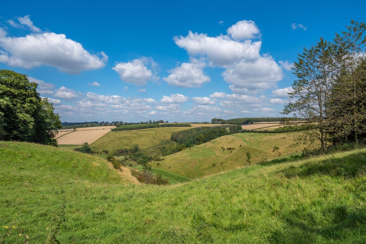 UK Yorkshire Wolds