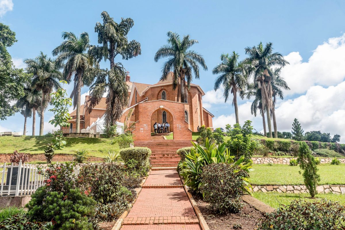 Uganda Kampala Namirembe Church