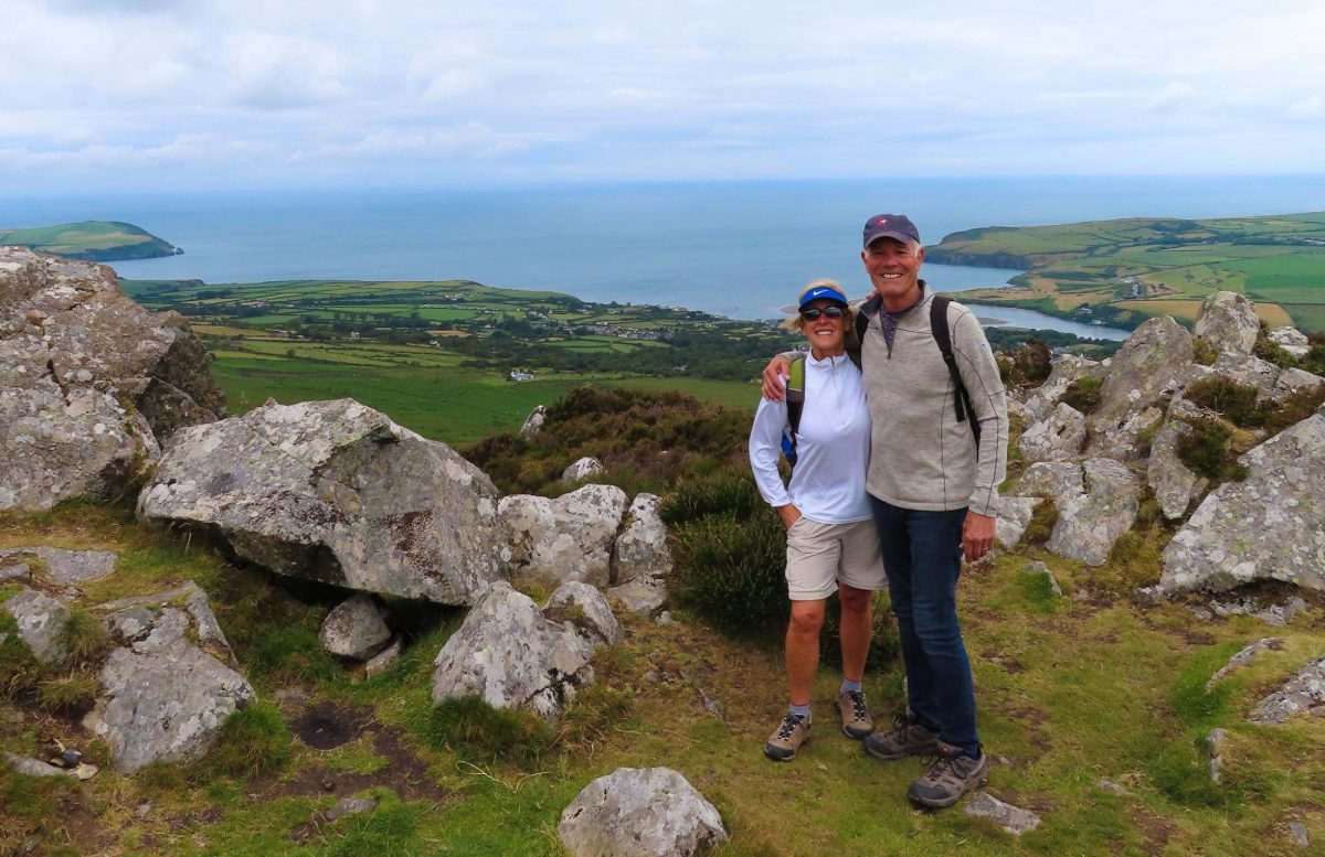 VIP Wales Pembrokeshire coast