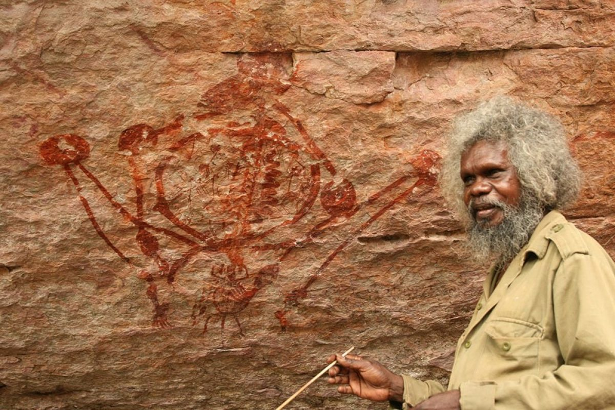 Venture North Australia Aboriginal Guided Rock Art Tour Arnhem Land