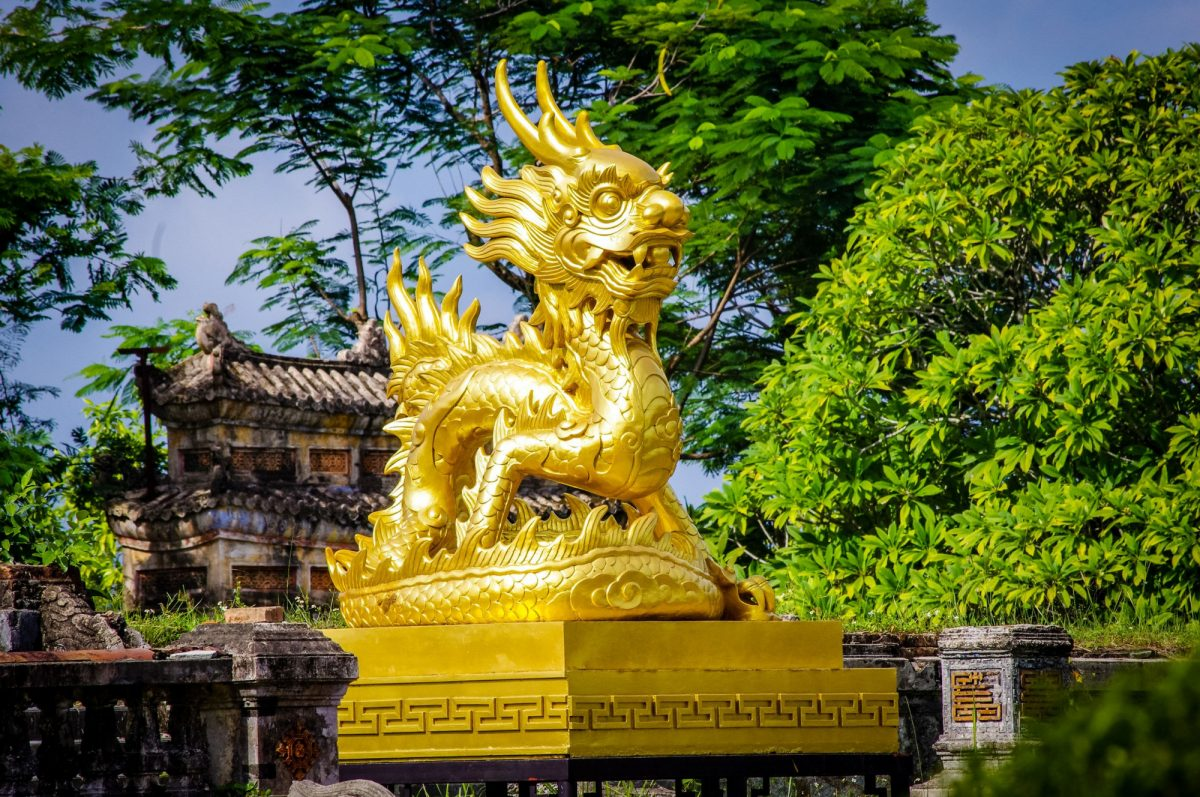 Vietnam Hue Imperial Citadel