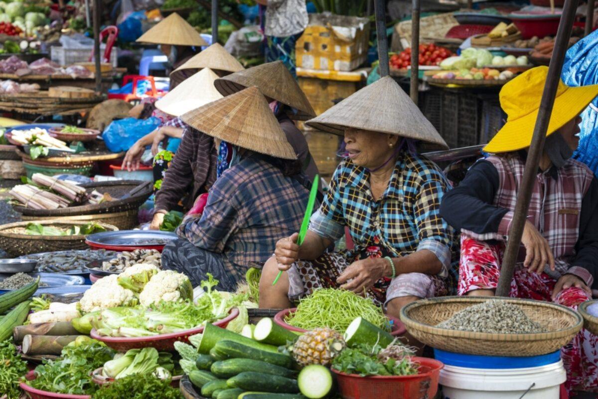 Vietnam Hue foodmarket