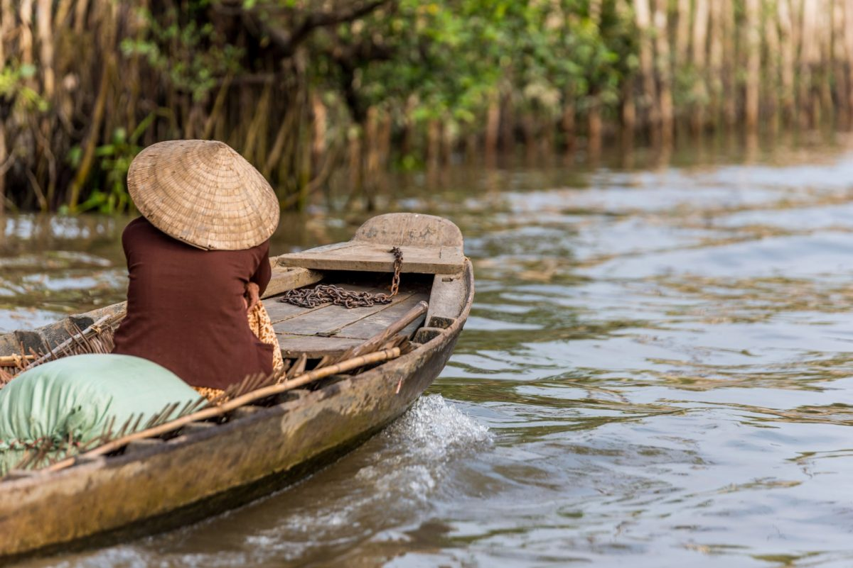 Vietnam Mekong Delta