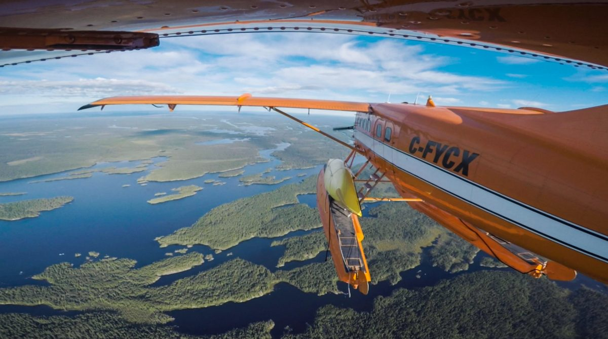 Canada-ontario-floatplane
