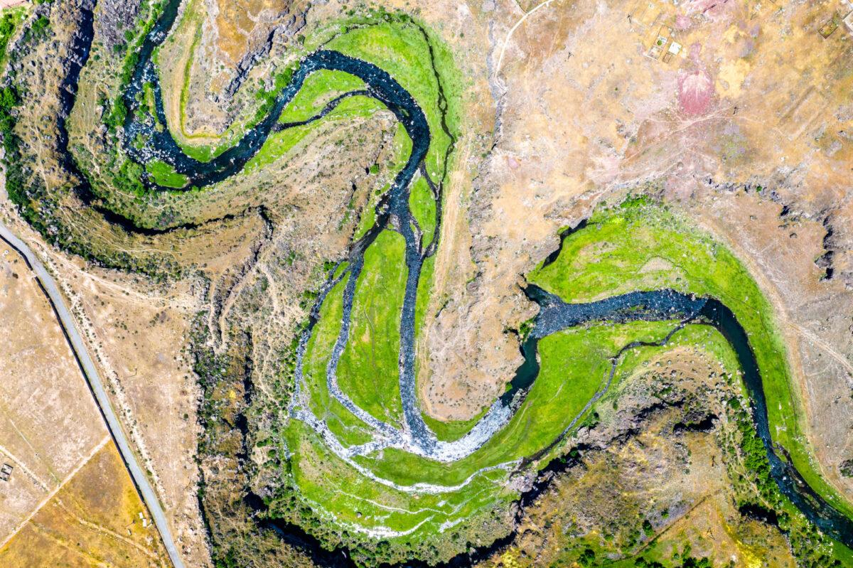 Kasagh gorge