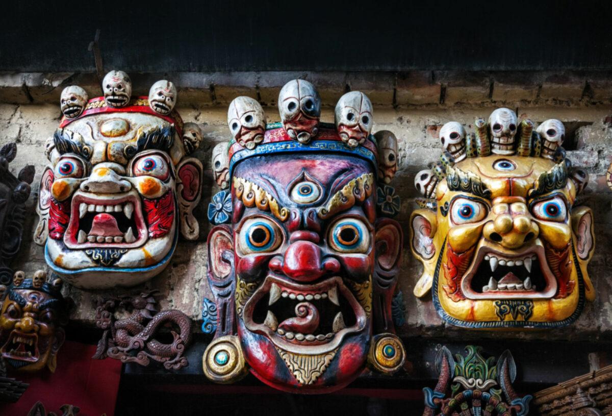 Nepal-kathmandu-market