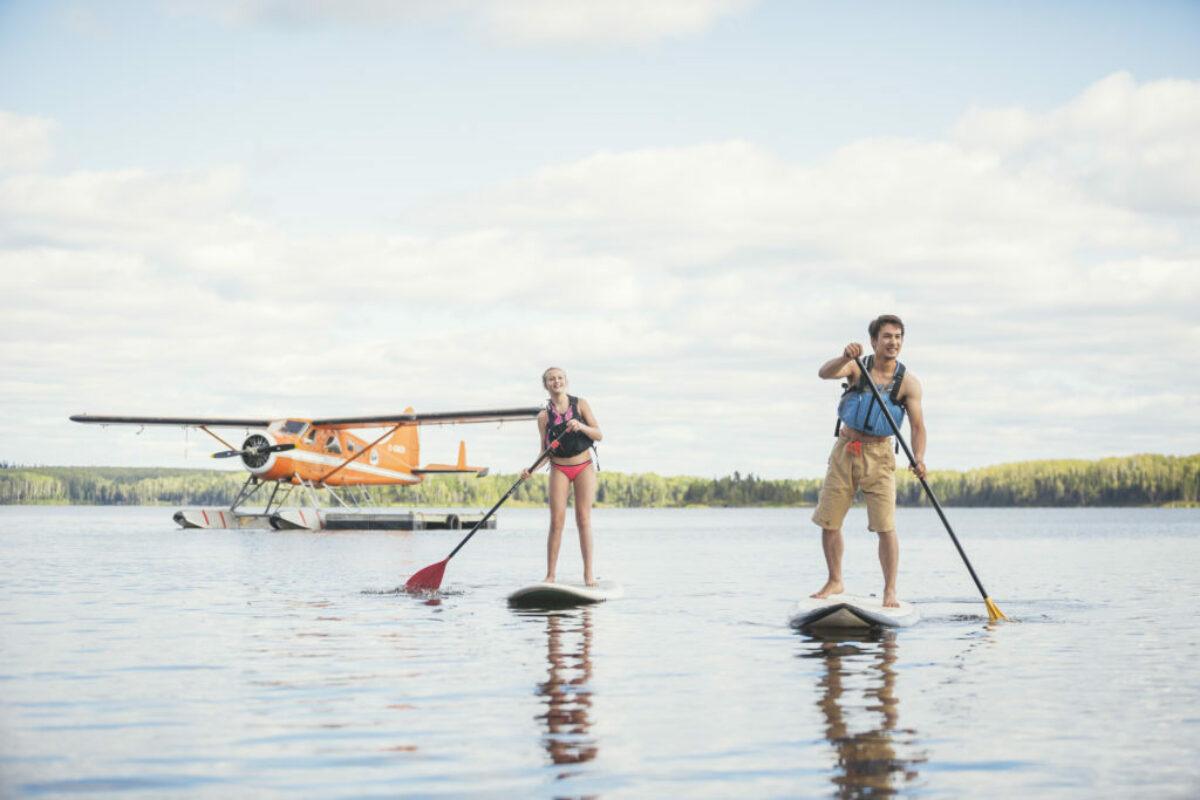 Ontario-canada-paddle-boarding