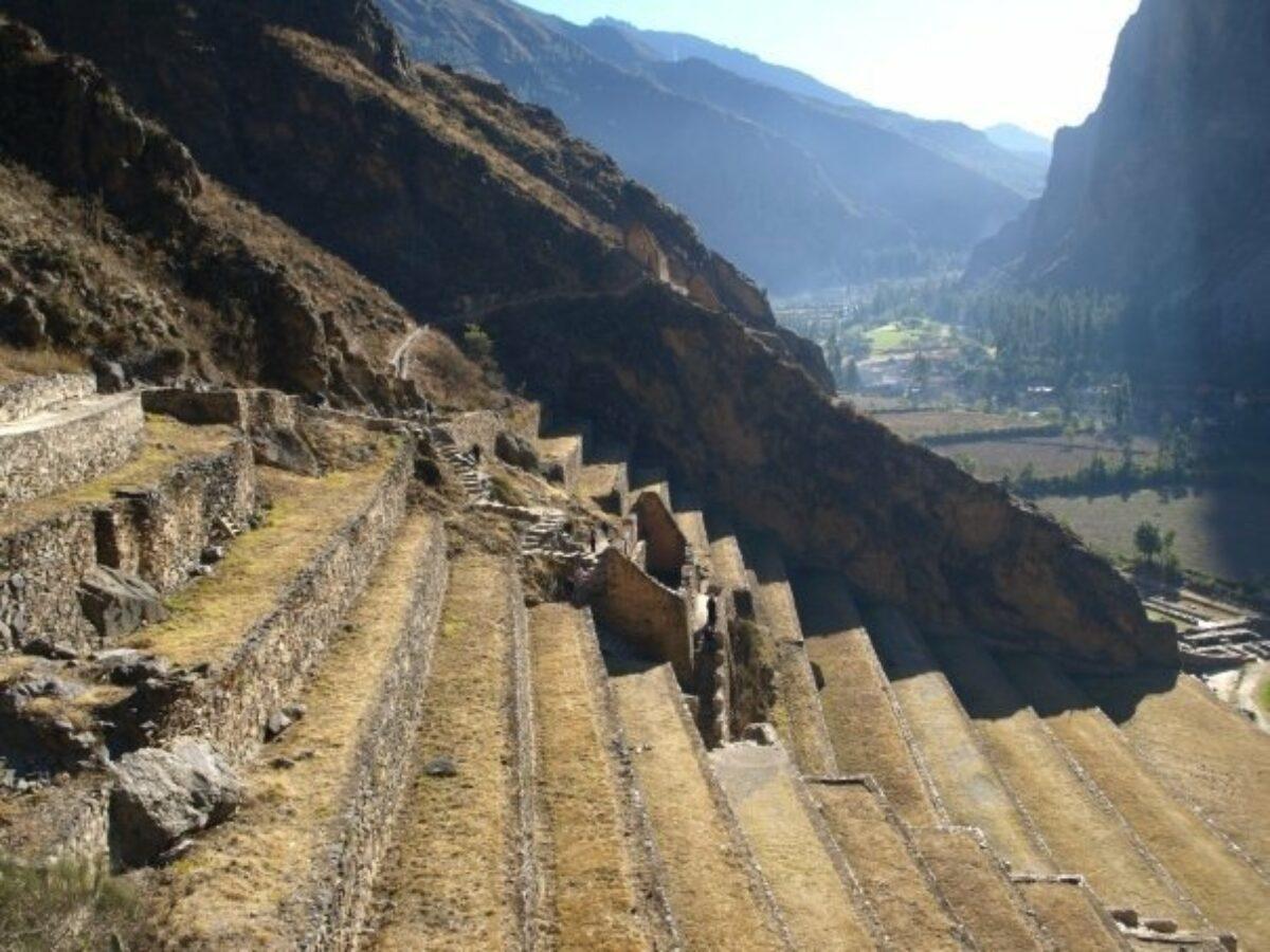 Peru-ollantaytambo