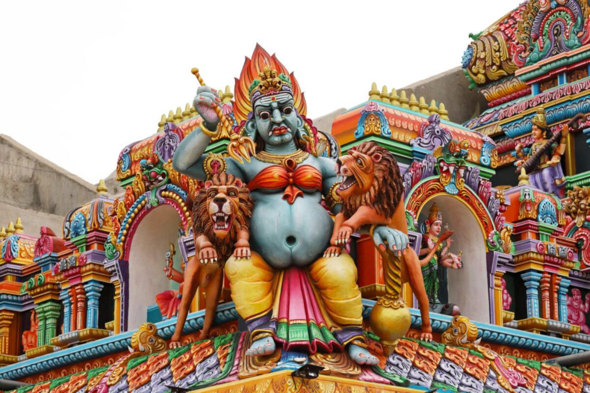 Trincomalee hindutemple