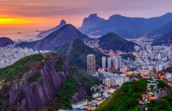Big city Brazil