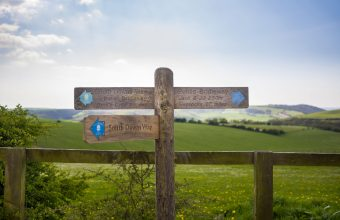 South Downs Way in 6 Days