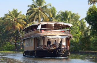 Kerala backwaters and houseboat experience