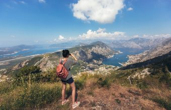 Mountain walks in Montenegro