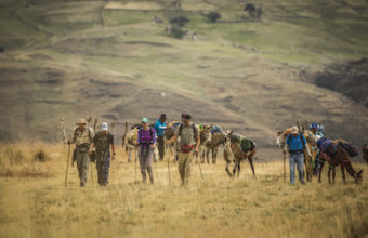 The Great Inca Trail Expedition