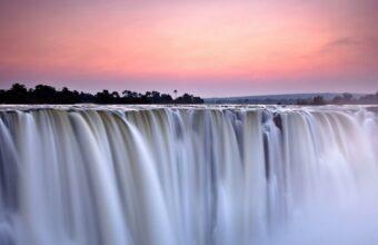 Victoria Falls and Zambia's wildlife