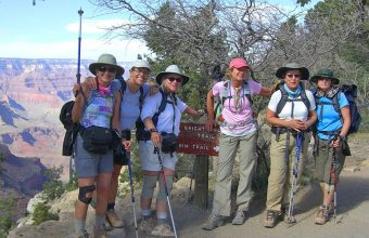 Bright Angel Trail Day Hike