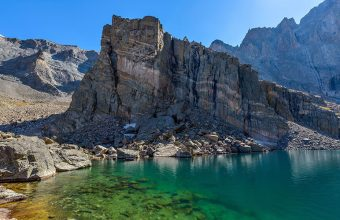 Chasm Lake Day Hike