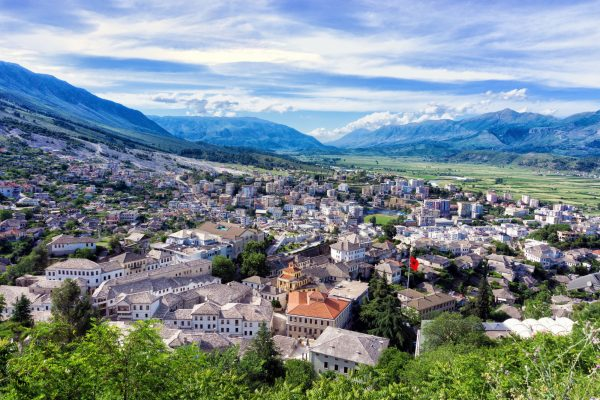 Gjirokastra and the Drino Valley