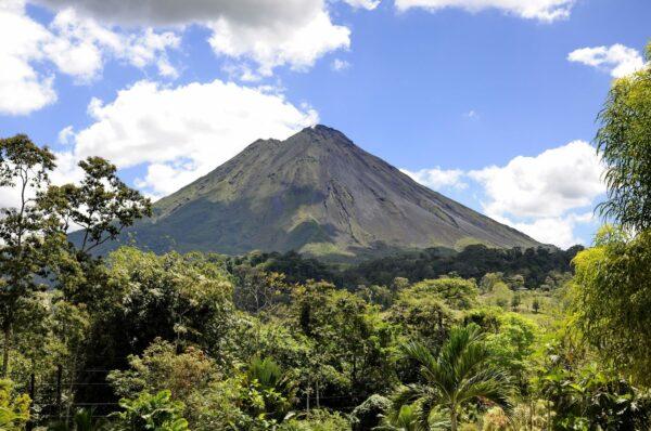 Cerro Arenal Volcano