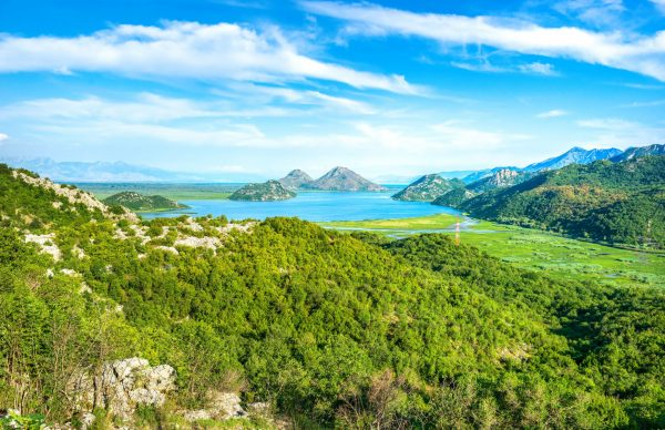 Lake Skadar National Park