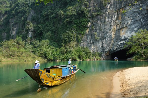 Phong Nha Caves