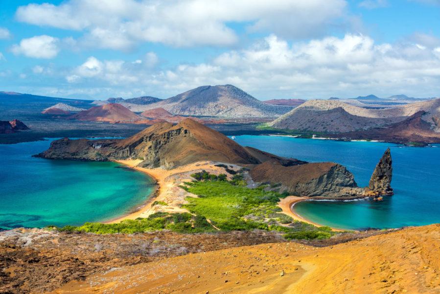 010 Pinnacle Rock Galapagos