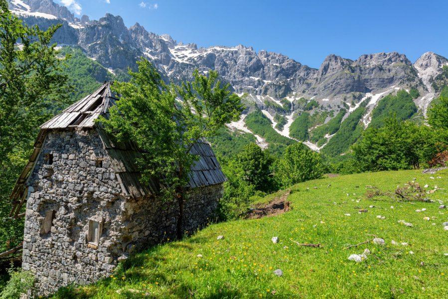 Albania Alps Valbonia Theth2