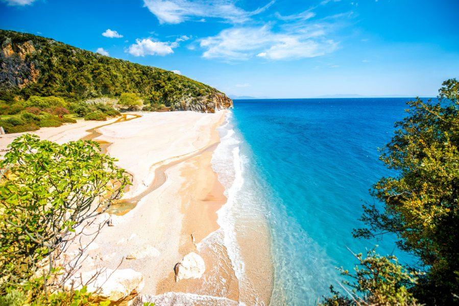 Albania Gjipe beach