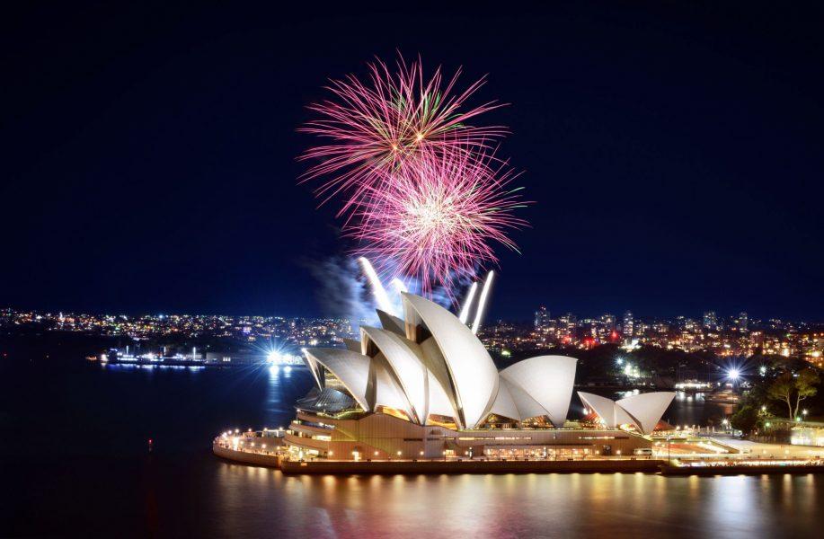 Aus Sydneyfireworks