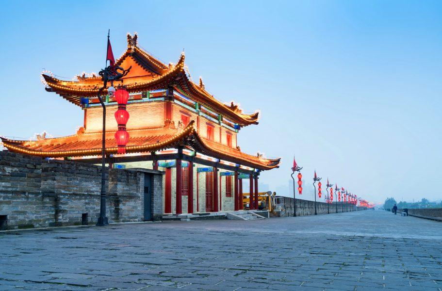 China_Xian_walls2