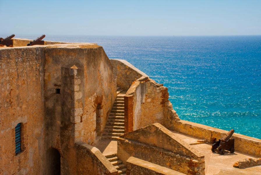 Cuba_Santago_Fort-Castillo-del-Moro