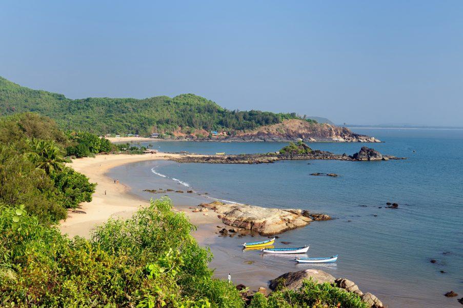 Gonkarna beach