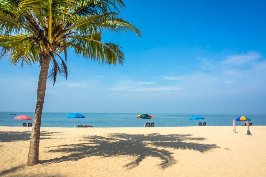 India Kerala Marari Beach
