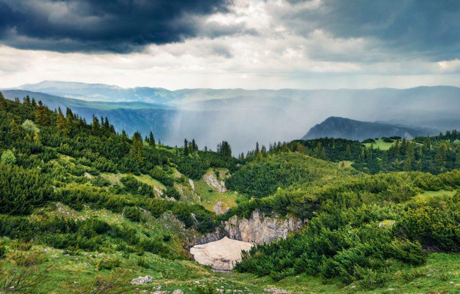 Montenegro Tara Canyon