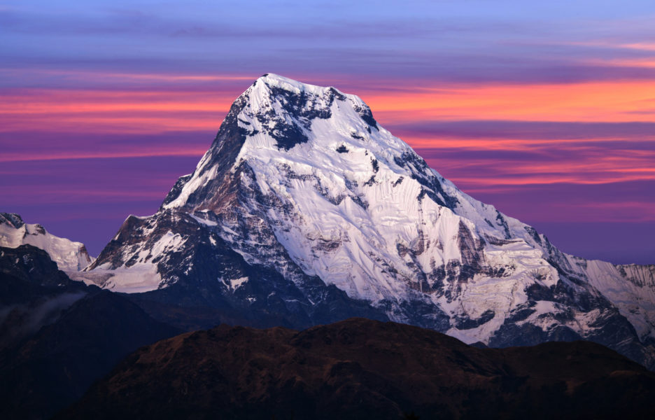 Annapurna-view