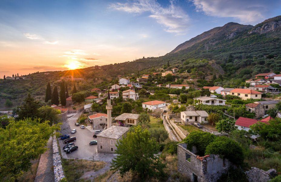 Old Bar Town Montenegro